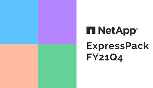 netapp expresspack