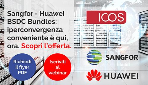 bundle Sangfor - Huawei