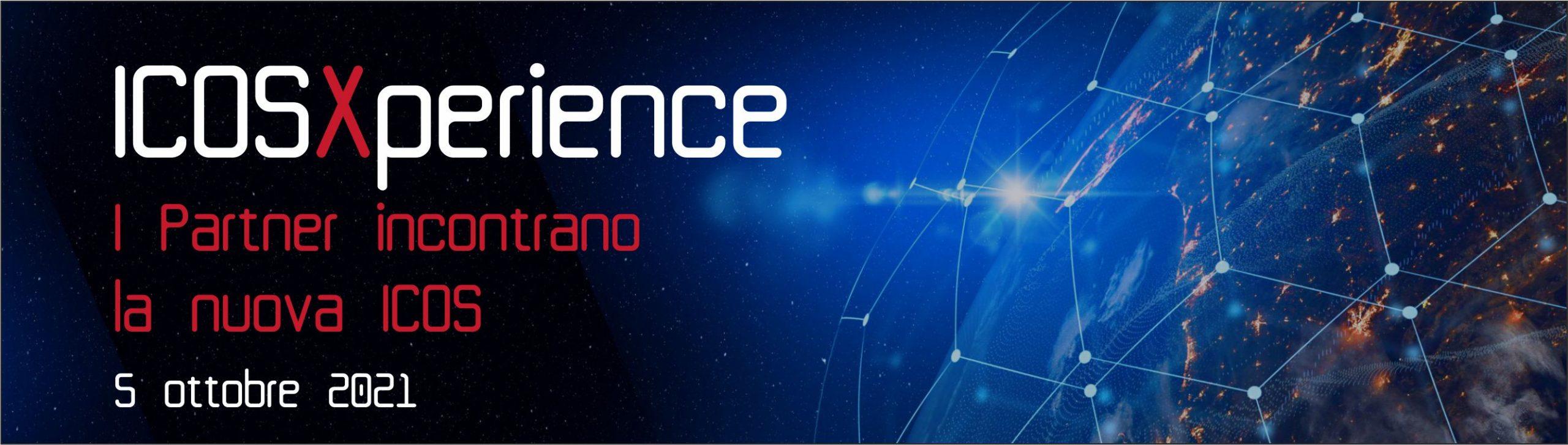 Banner ICOSXperience 2021